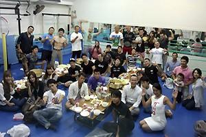 大阪市の総合格闘技道場コブラ会の人気の理由6