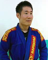 総合格闘技道場コブラ会インストラクター:福本満