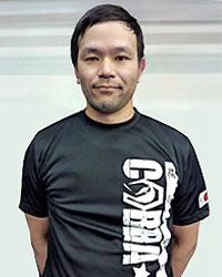 総合格闘技道場コブラ会インストラクター:亀田雅史